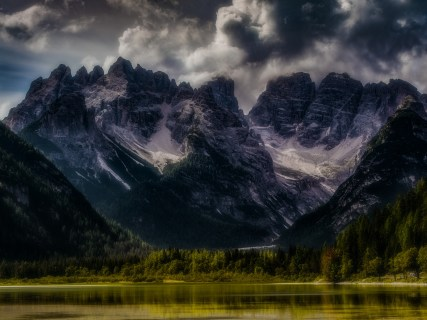 Phil Hawkins - The Dolomites