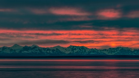 Red Sky at Night - Stephen Brkich