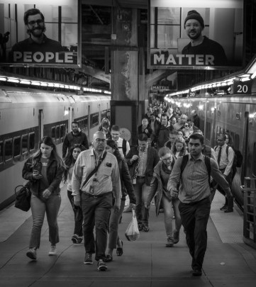 People Matter in NYC by Debby Cole