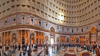 Pantheon 360 by Michael Mauldin