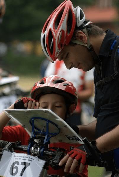Bike Orient w Puszczy Bolimowskiej
