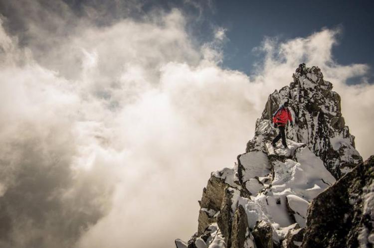 Kilian Jornet. Projekt Summits of my life. Fot. Materiały projektu