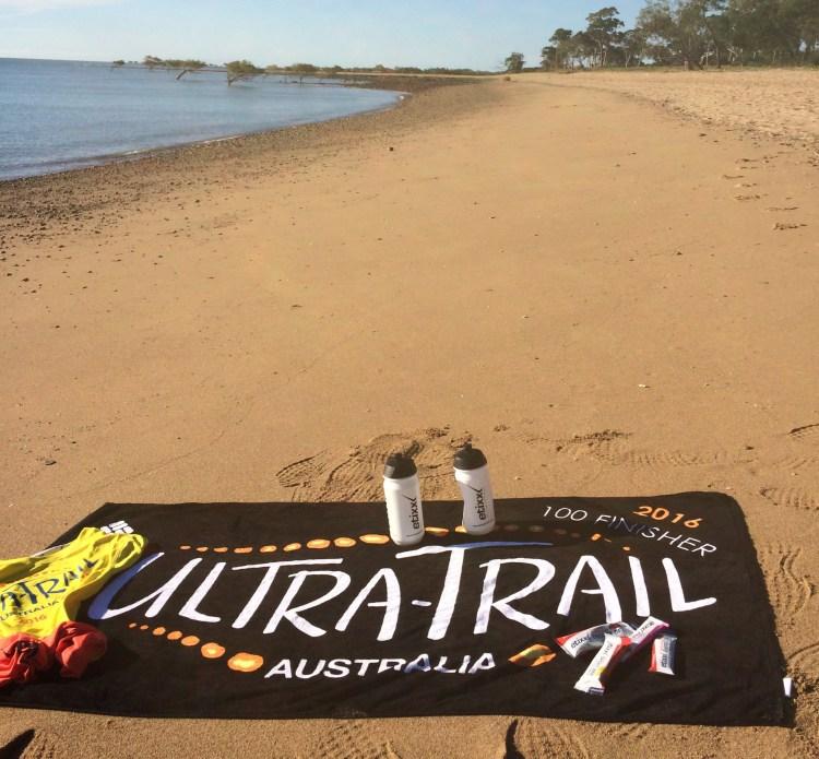 Odpoczynek po Ultra Trail Australia. Fot. Piotr Bętkowski