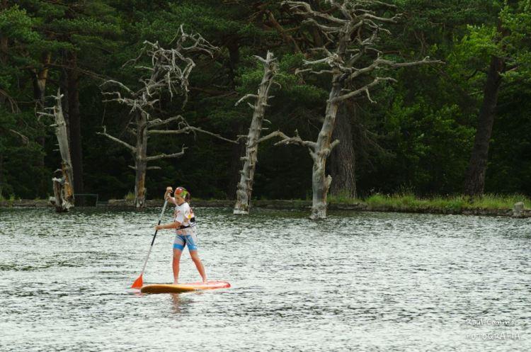 Jednym z etapów na Raidaran będzie paddle surf. Fot. Materiały organizatora