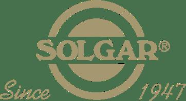 solgar-logo-gold