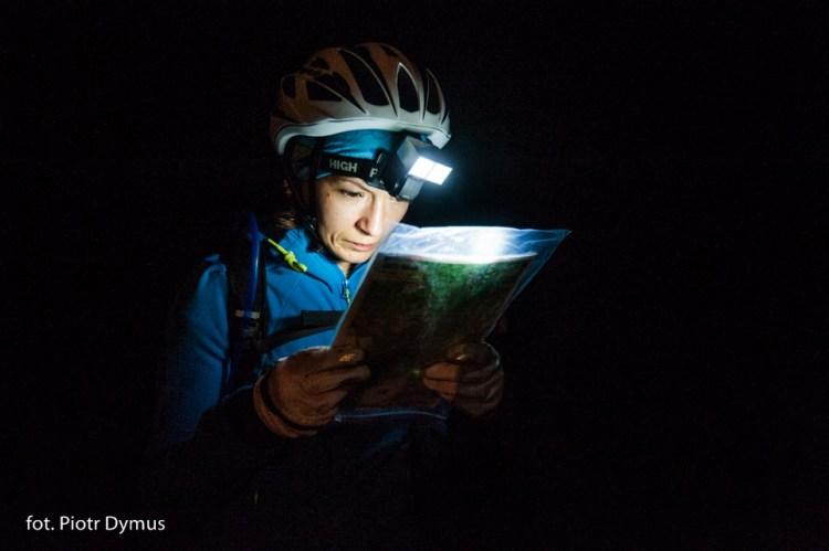 Nawigacja na Krajna Adventure Race. Fot. Piotr Dymus