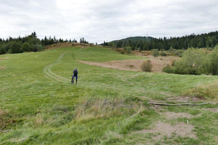 Rajd Waligóry - zdjęcia z objazdu trasy