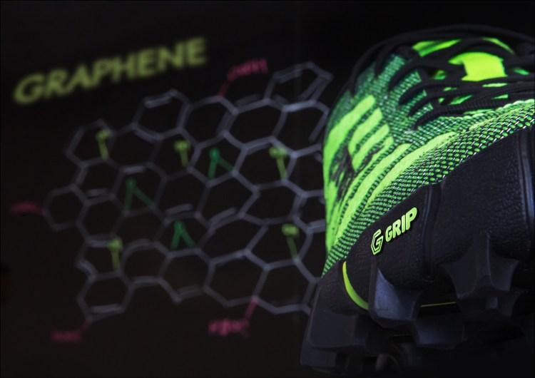 mudclaw 275 - G Series - pierwszy but z podeszwą zawierającą grafen.