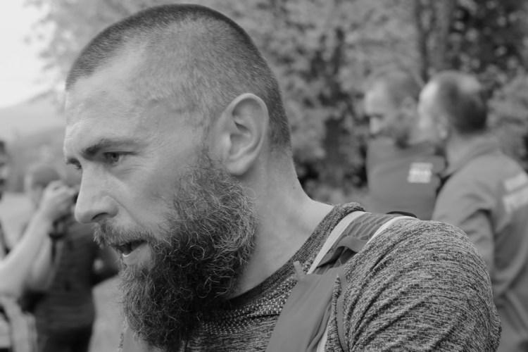Kamil Klich - kompan Rafała z GSB bez wsparcia. Współrekordzista GSB w tej formule. Fot. Krzysztof Dołęgowski