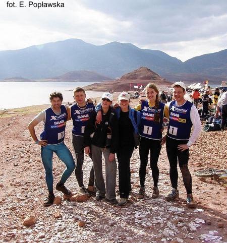 Team: Piotr Kosmala, Artur Kurek, Anna Medvedeva, Filip Pawluśkiewicz Support Team: Kasia Pawluśkiewicz, Edyta Popławska