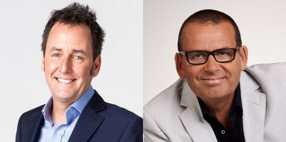 If it's a choice between these two blowhards, I'll pick Sacha McNeil, Michael Wilson & Marcus Lush every time!