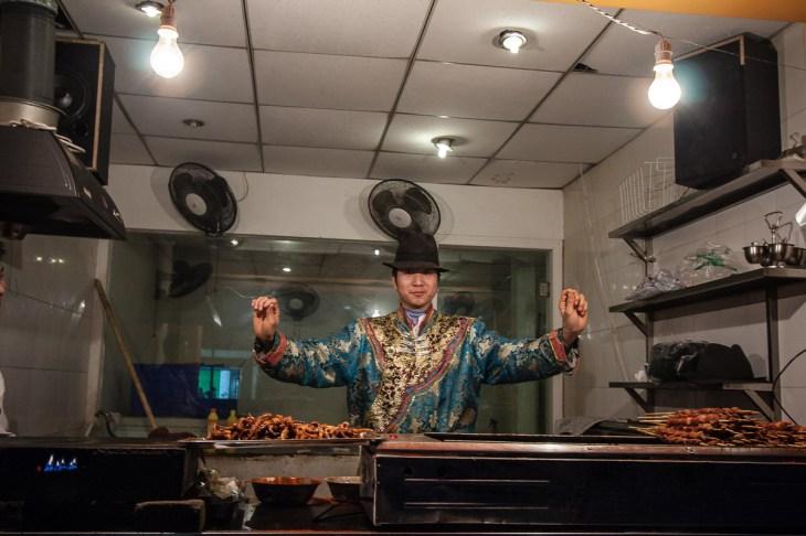 November 2008 Xi'an, Shaanxi province, China