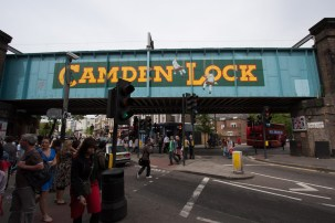May 2009 Camden Lock Market, Camden Town, London, UK