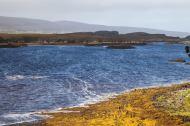 September 2012 Isle of Skye, Scotland, UK