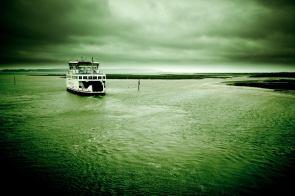 May 2011 Isle of Wight, English Channel, UK