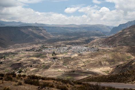 November 2006 Colca, Peru