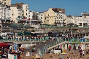 July 2010 Brighton, UK