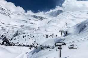 April 2012 Hintertux, Mayrhofen, Austria