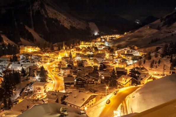 January 2006 Arabba, Livinallongo valley, Dolomites, Italy
