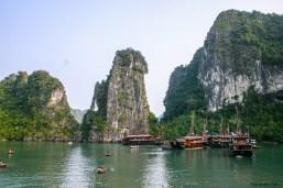 November 2004 Hạ Long Bay, Quảng Ninh Province, Vietnam