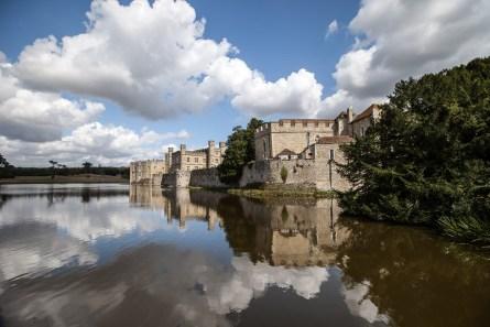 August 2009 Leeds Castle, Maidstone, Kent, UK