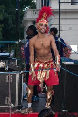 August 2006 Notting Hill Carnival, Notting Hill, London, UK