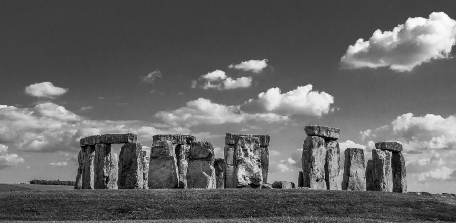June 2006 Stonehenge, Wiltshire, England, UK