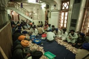 November 2007 Sikh Gurudwara, New Delhi, India