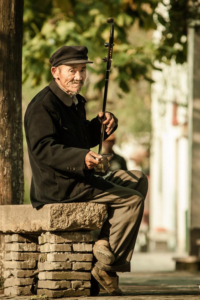 November 2008 Zhujiajiao, Qingpu District, Shanghai, China