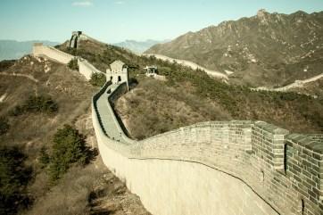 November 2008 The Great Wall of China