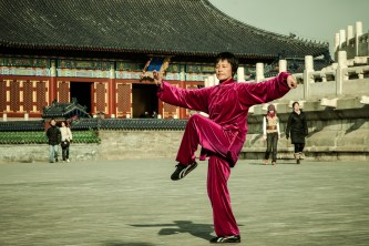 November 2008 The Temple of Heaven, central Beijing, China
