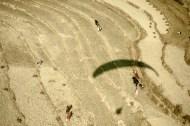 November 2007 Paragliding in Bir Billing, Himachal Pradesh, India
