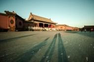 November 2008 The Forbidden City, center of Beijing, China