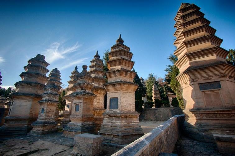 November 2008 Shaolin Monastery, Dengfeng, Zhengzhou, Henan province, China