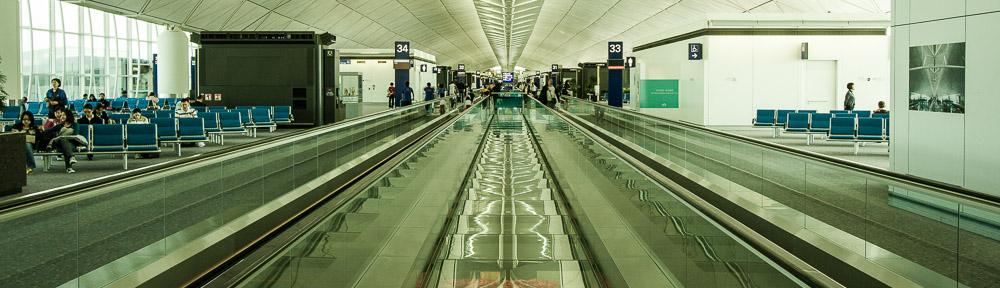 November 2008 Honk Kong International Airport, Chek Lap Kok, Hong Kong, China