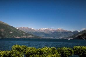 June 2009 Lake Como, Lombardy, Italy