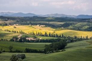 June 2009 Tuscany, Italy