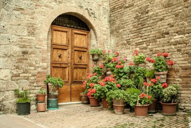 June 2009 San Gimignano, Tuscany, Italy