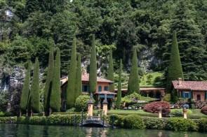June 2009 Lake Como, Italian Alps, Lombardy, Italy