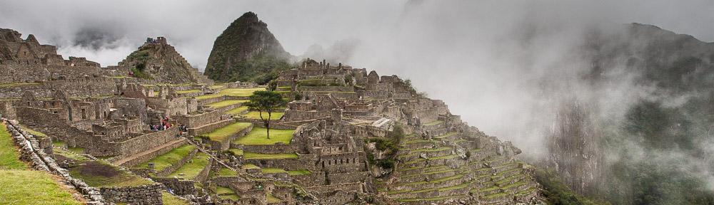 November 2006 Machupicchu, Aguas Calientes, Cusco Region, Urubamba Province, Peru