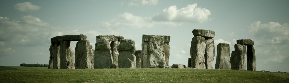 June 2008 Stonehenge, Wiltshire, UK
