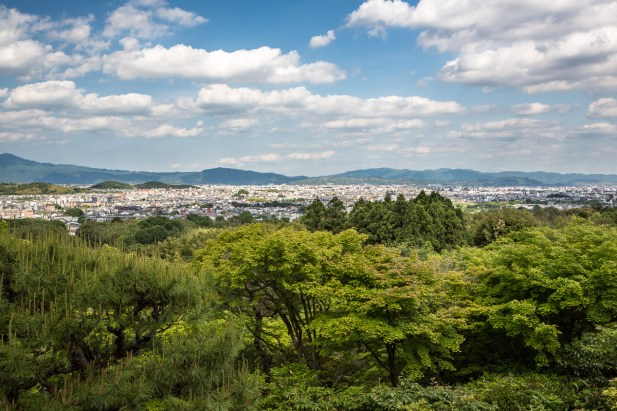 May 2013 Kyoto Parks, Kyoto, Japan