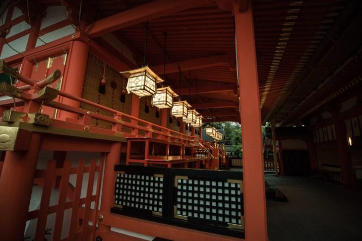 May 2013 Fushimi Inari Taisha (伏見稲荷大社), Fushimi-ku, Kyoto, Japan