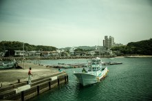 May 2013 Shirahama Seaside, Shirahama, Japan