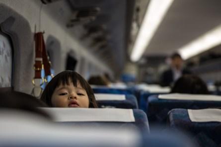 May 2013 Shinkansen, Japan