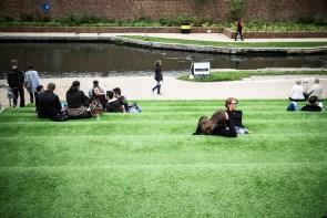 September 2013 Regent's Canal, London, UK