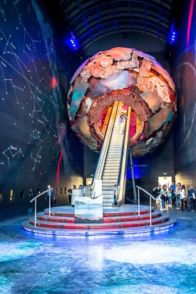 July 2014, Science Museum, London, UK