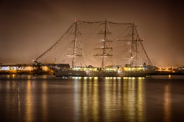 September 2014, Spectacular Dar Mładzieży, The Tall Ships Festival 2014, River Thames, London, UK