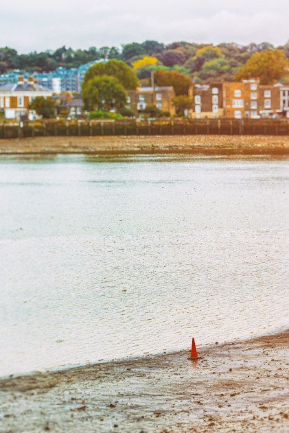 October 2014, Short walk to Greenwich with Lena and Monia, River Thames, London, UK
