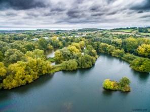 October 2015, Lea River Valley, London, UK